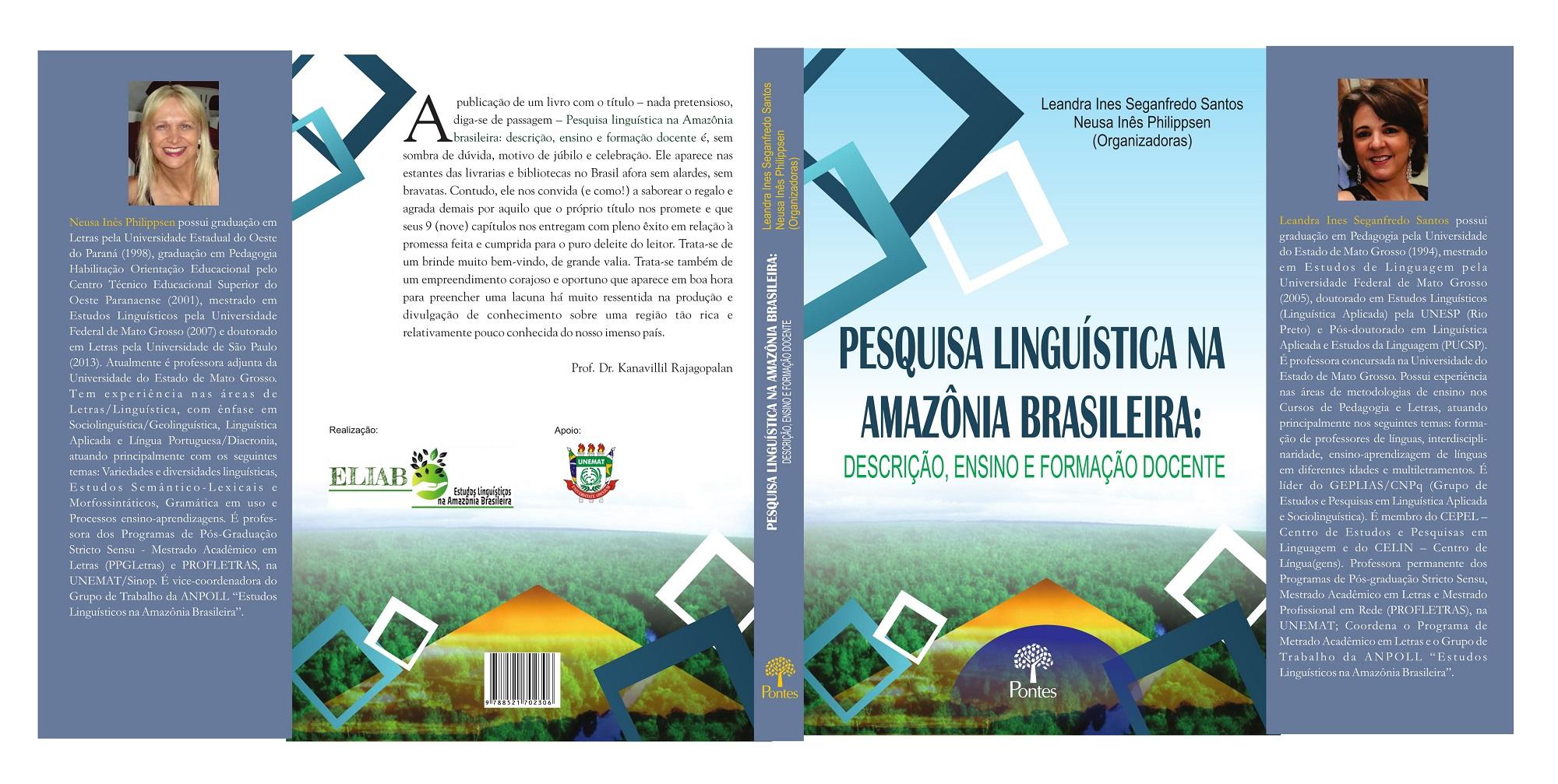 Pesquisa linguística na Amazônia Brasileira:formação